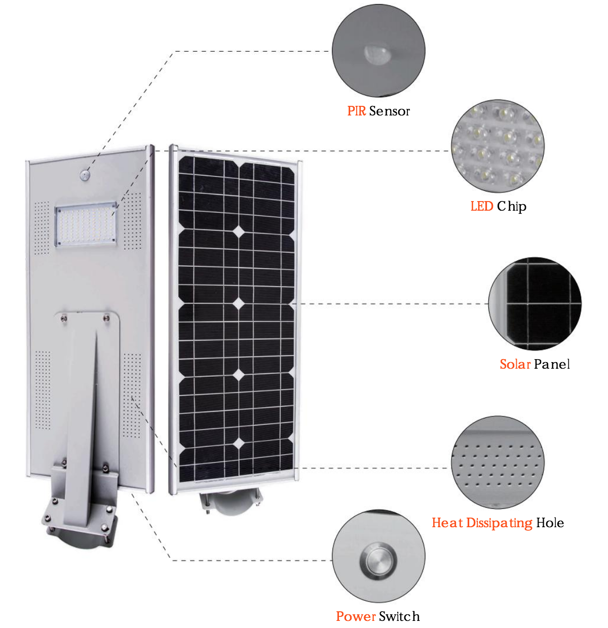 Smart Solar Led Street Light All In One Solar Light High Quality Fast Delivery Factory Price Call Us Now Www Golo Street Light Solar Heating Panels Solar Led