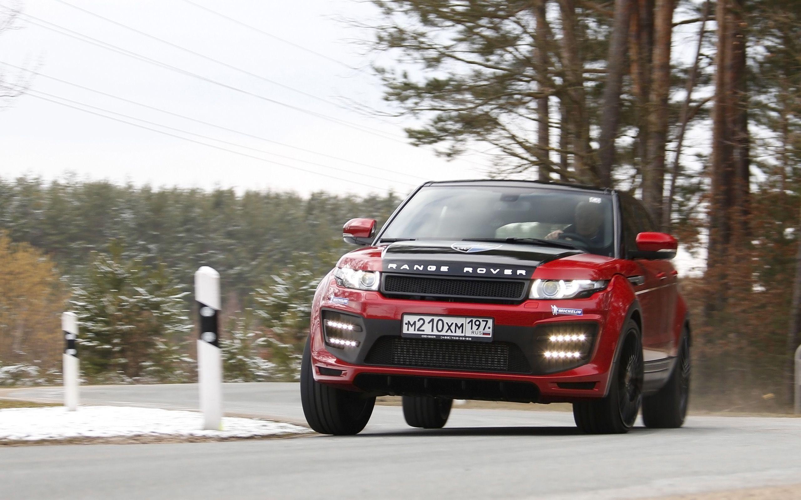 2014 Larte Design Range Rover Evoque Wallpapers 2014 Range Rover