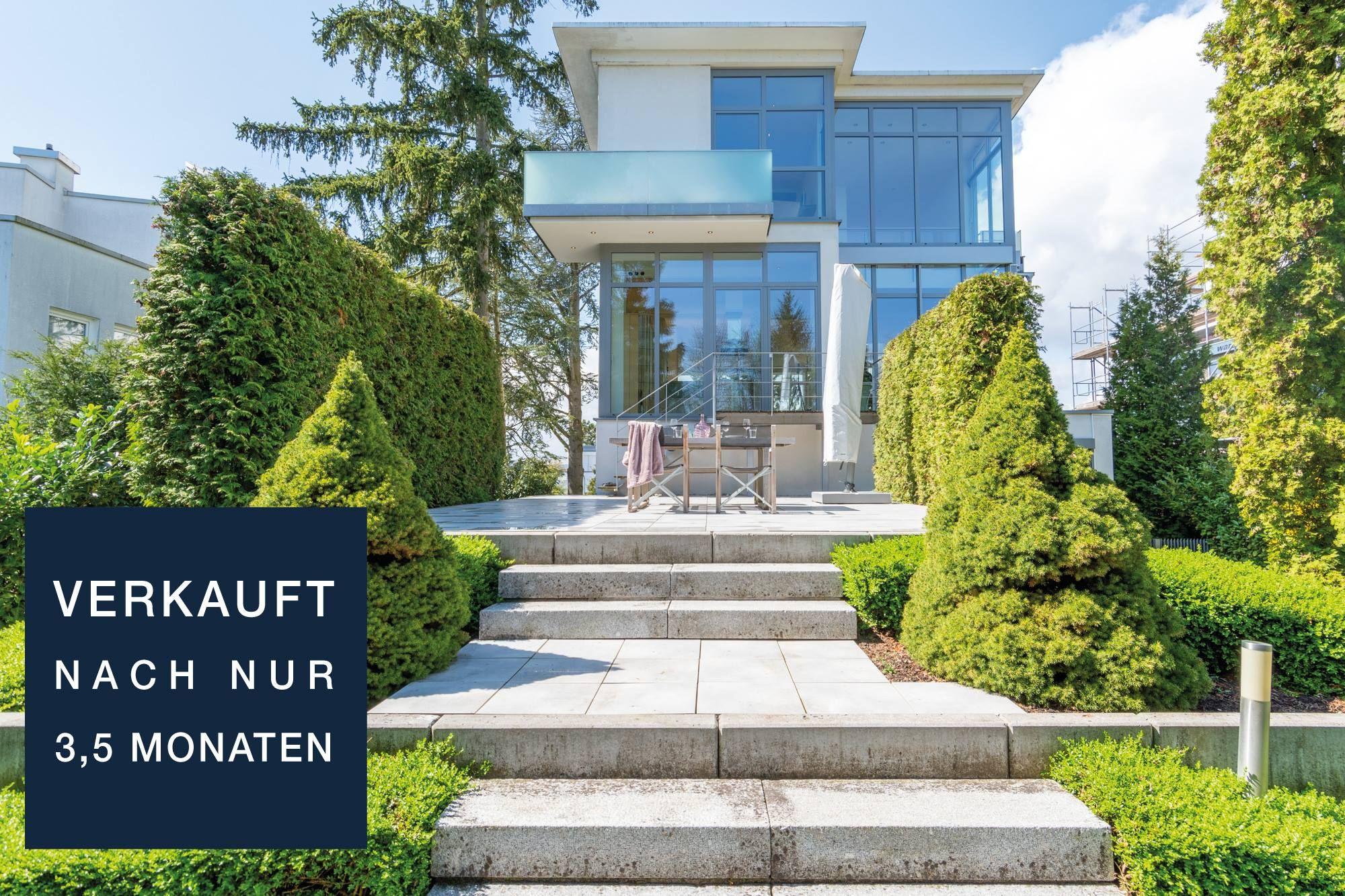 Nach 3 5 Monaten Vermarktungszeit Wurde Das Aussergewohnliche Einfamilienhaus In Wiesbaden Neroberg Verkauft Wohnung Kaufen Haus Verkaufen Immobilien Kaufen