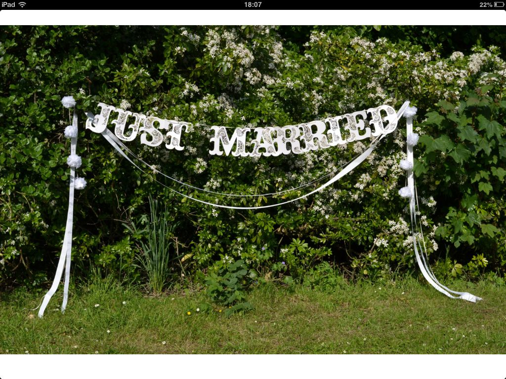 Ideas for wedding decorations outside  Just married  Outdoor Wedding and Reception Ideas  Pinterest