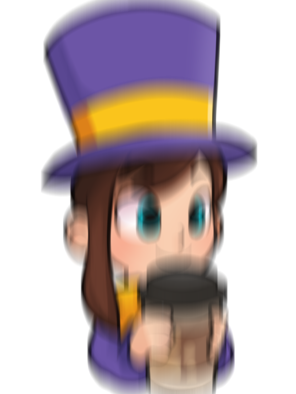 A Hat In Time A Hat In Time Girl With Hat Character Design
