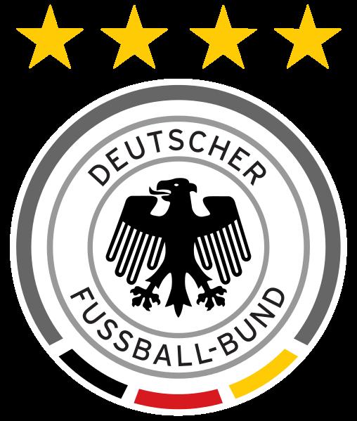 Dfb 4 Sterne Adler Logo Plotter Germany National Football Team