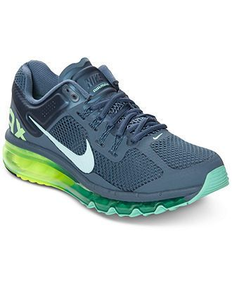 Nike Women's Air Max+ 2013 Running Sneakers from Finish Line - Sneakers -  Shoes - Macy's