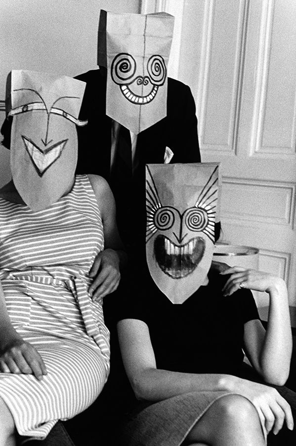 Halloween Mask Inspiration from Morath and Steinbe