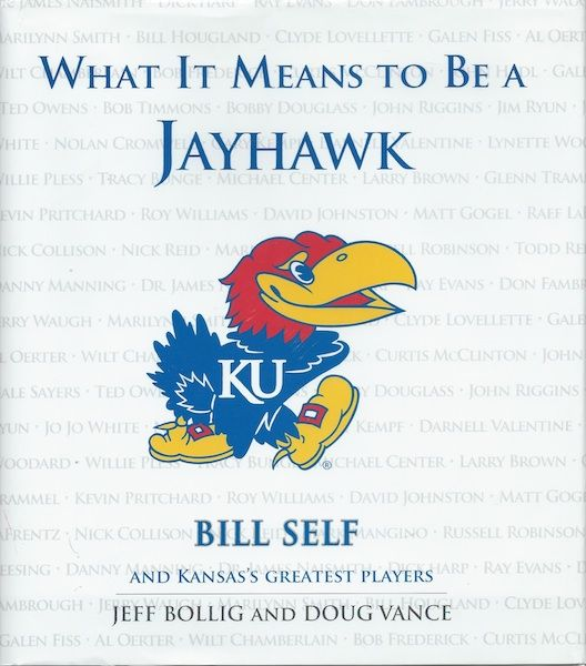 Celebration of Jayhawk greats.