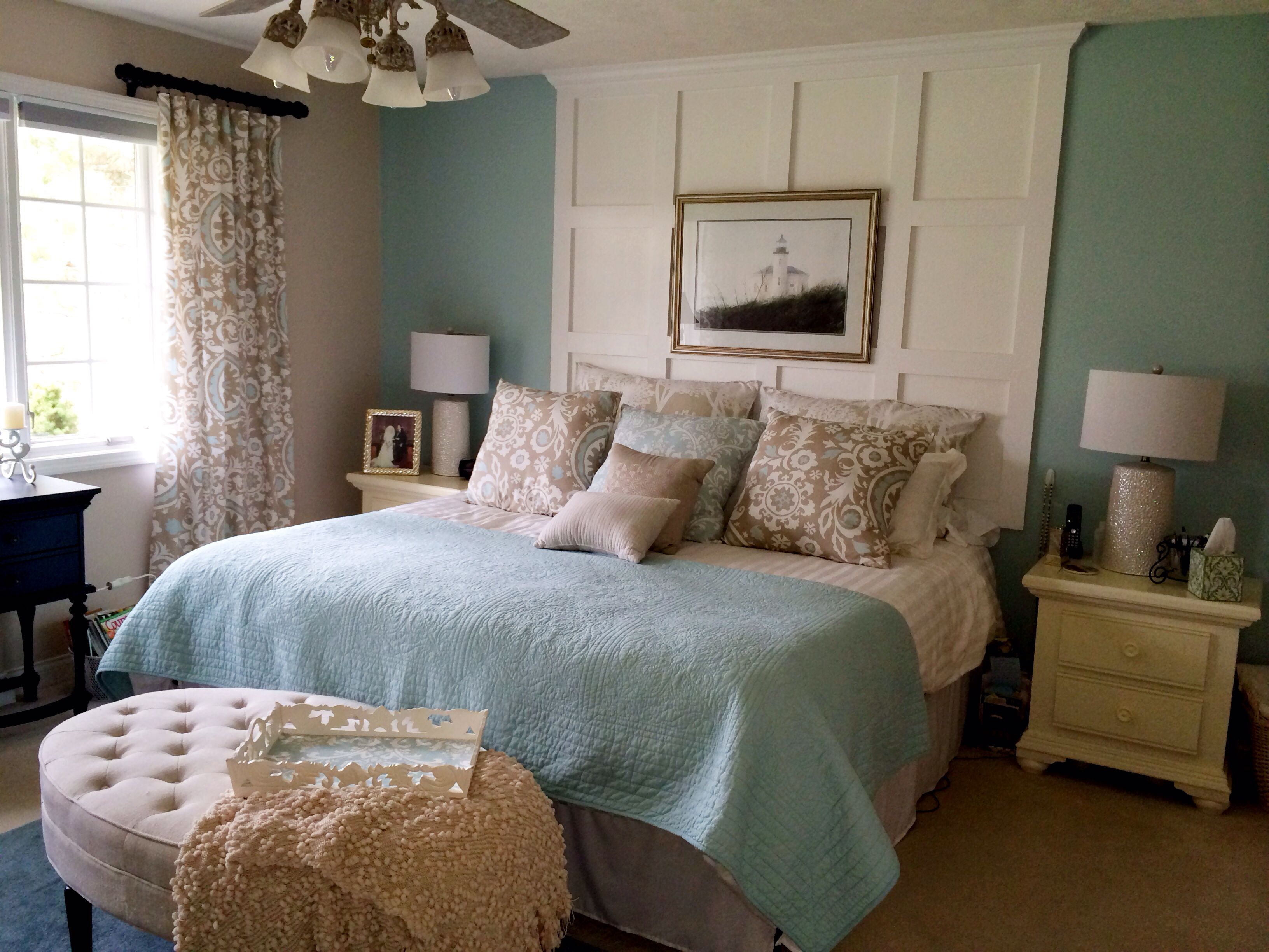 Bedroom Fancy Relaxing Colors For Your Interior Image Of