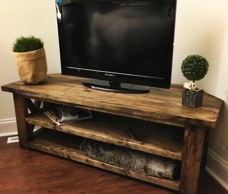 Awesome Diy Tv Stand Ideas Build A Tv Stand Tv Stand Plans Diy
