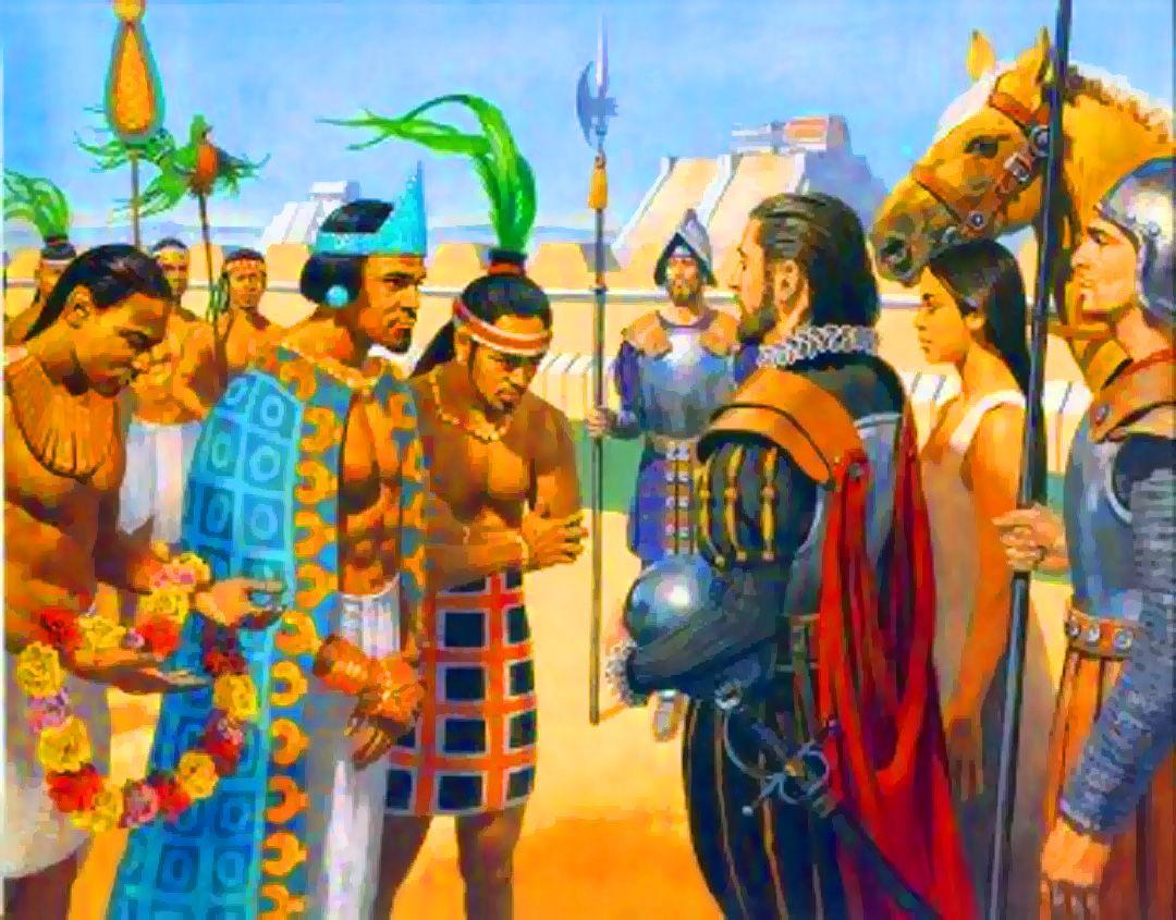 Conquista de tenochtitlan yahoo dating 1