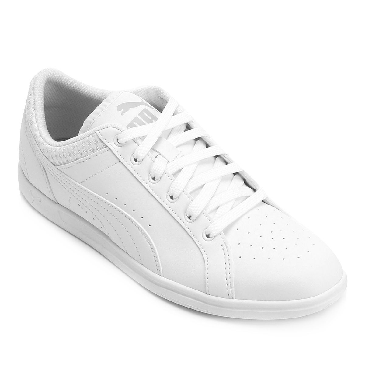 Tênis Puma Ikaz Lo V2 Feminino - Branco Puma Sneakers 697a049a6