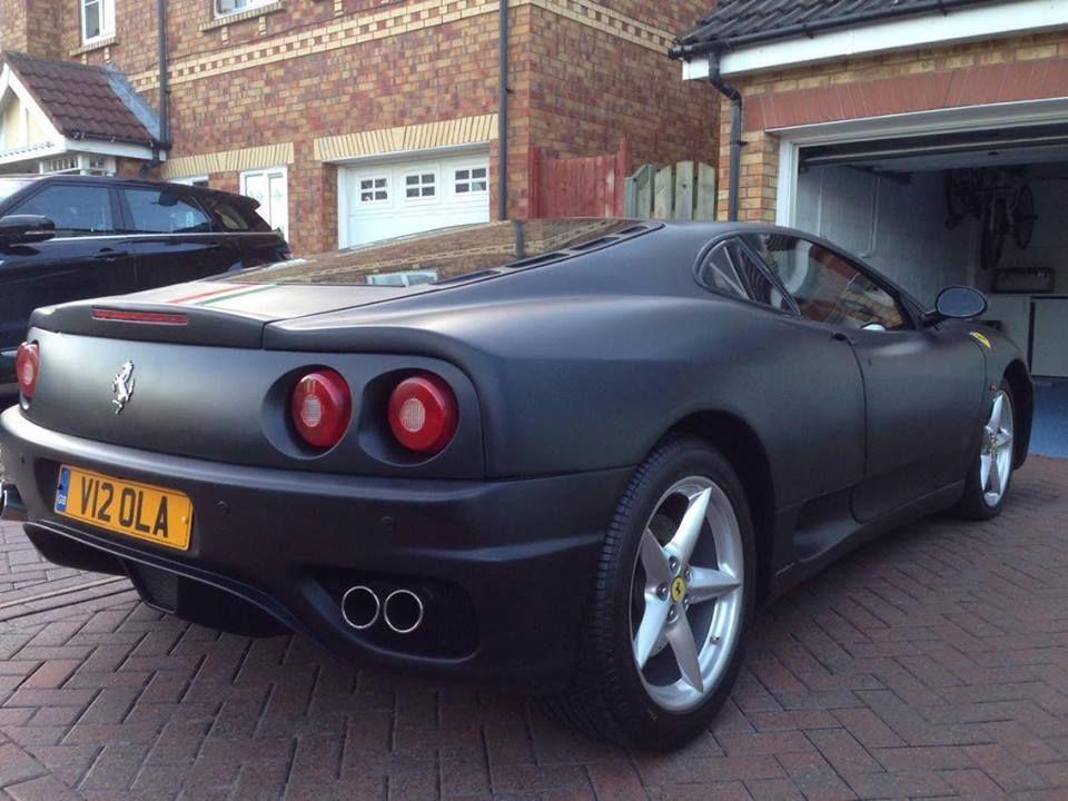Ferrari 360 replica kit car kit cars pinterest kit cars ferrari 360 and peugeot - Kit carrosserie peugeot 406 coupe ...