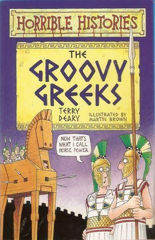 The Groovy Greeks Horrible Histories History Lessons Homeschool Social Studies