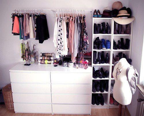 Beautiful Kleiderstange Kommoden Schuhschrank