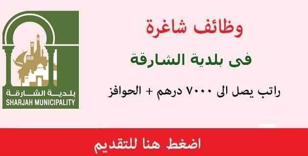 Pin By Happy Bye On اخبار الامارات Sharjah Municipality Job