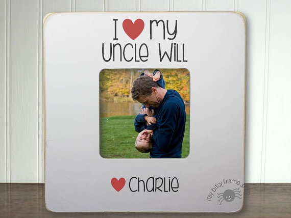 Uncle Gift Brother Gift Gifts for Uncles Uncle Frame Personalized ...