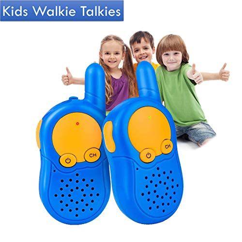 Best Kids Walkie Talkies Toddler Children Boys Toys For 3 4 5 6 Year Old Boy