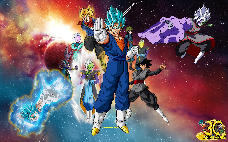 Dragon Ball Super Black Goku Wallpaper Full Hd Click Wallpapers