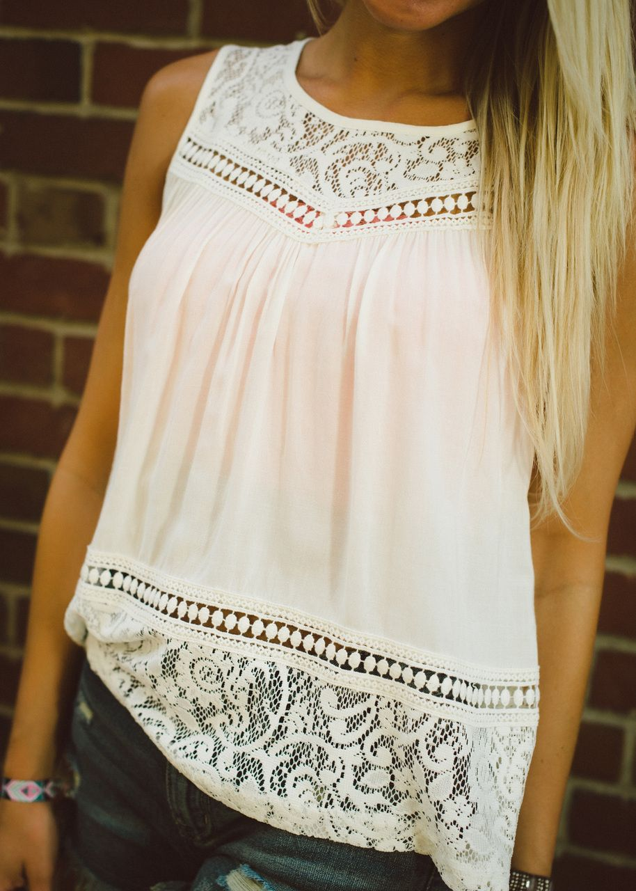 Glimmer Of Hope Top