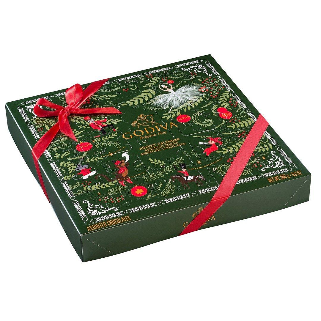 Godiva Advent Calendar.The Best Christmas Advent Calendars For 2016 Godiva Christmas