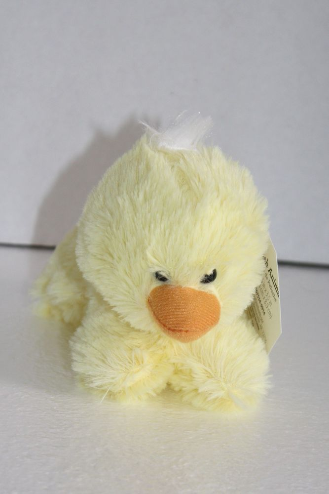 015294fd5ed Hugfun Intl Easter Duck Chick Yellow plush soft Walmart 6