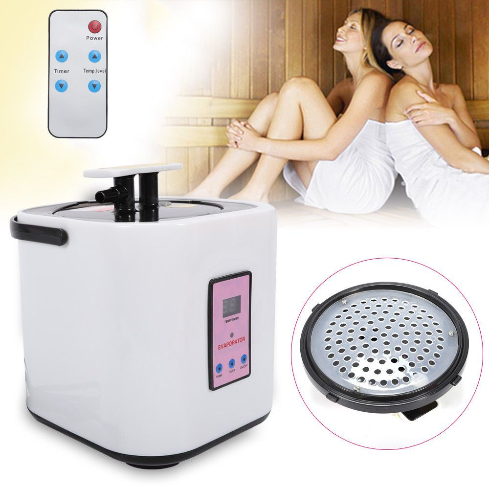 Home Sauna Home Sauna Ideas Sauna Homesauna 2l Sauna Steamer 1 9 Levels Stainless Steel Pot For Portable Home Ste Portable Steam Sauna Portable Sauna Sauna