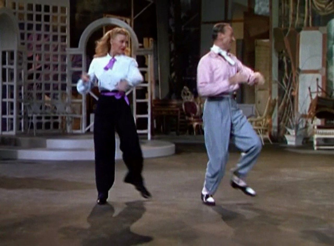 Gene Kelly And Fred Astaire Were Dancing To Uptown Funk All