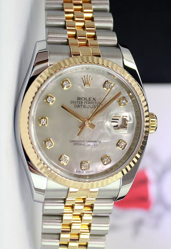 Image result for Rolex Oyster Perpetual Datejust 116233