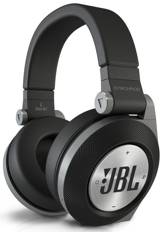 jbl koptelefoon. jbl synchros e50bt - over-ear koptelefoon met bluetooth zwart jbl pinterest