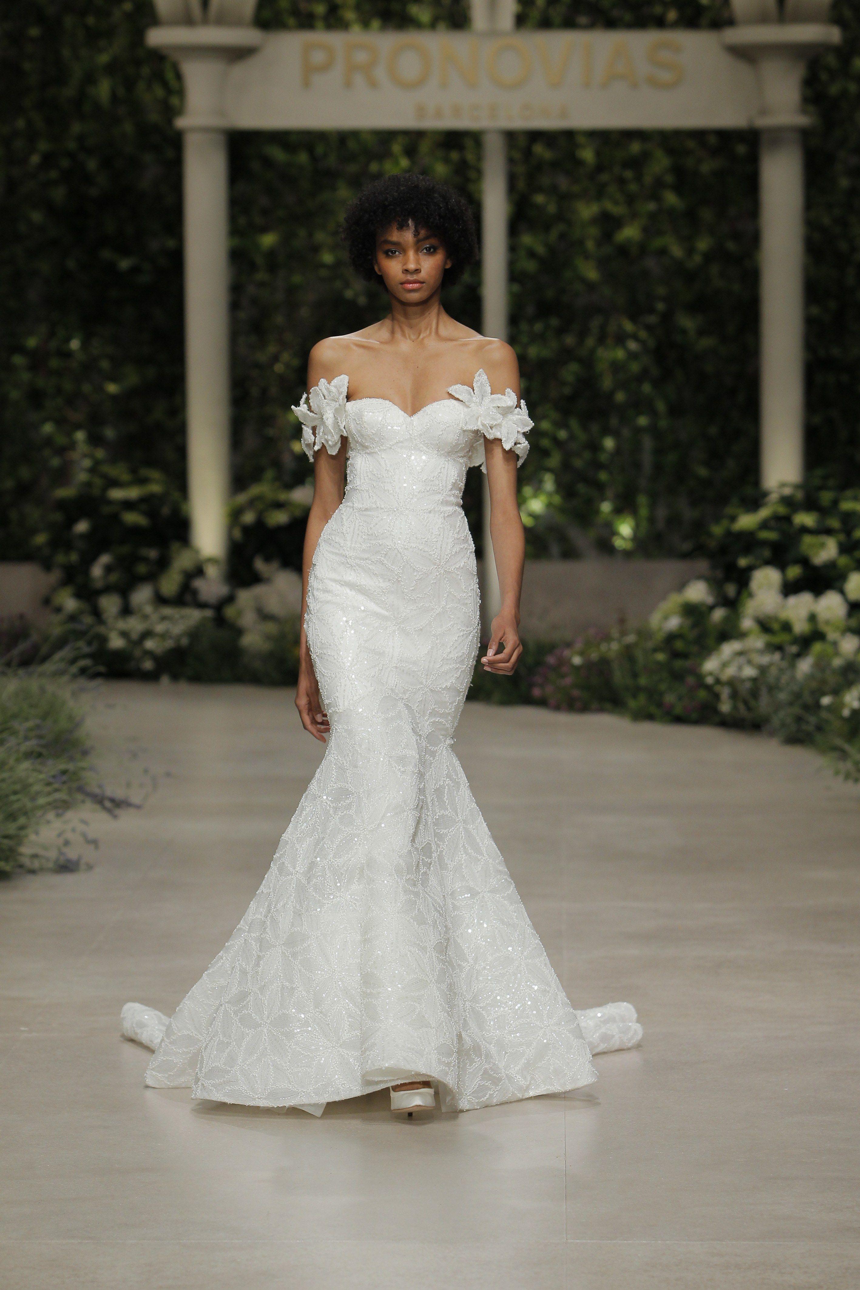 Pronovias Spring 2019 Bridal Collection Pronovias Spring 2019 Bridal Collection new picture