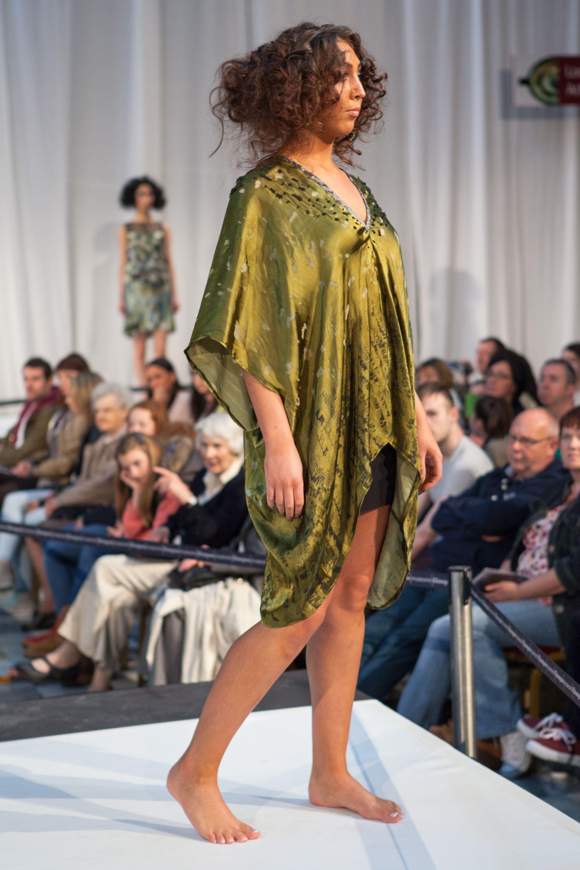 Kathleen Dawson, HND Fashion Textiles. Metamorphosis fashion, textiles and jewellery show, 1 June 2013.