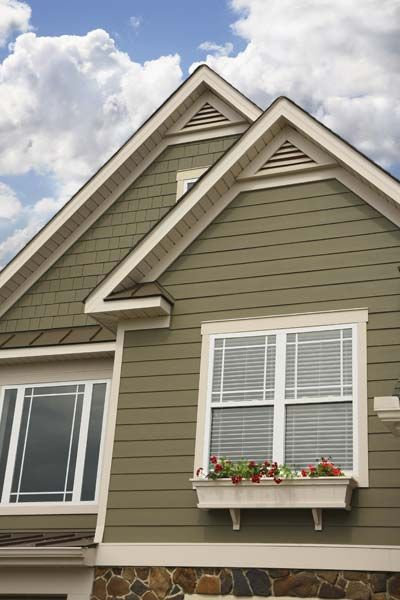 Best Building Products Made In America Facade House House Exterior Clapboard Siding