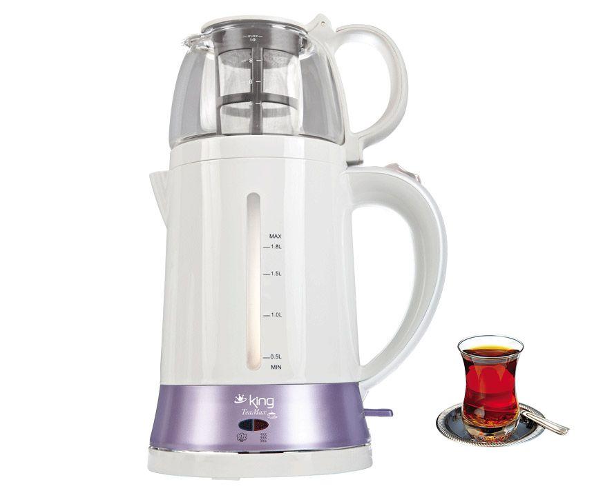 Electric Turkish Tea Maker Caydanlik