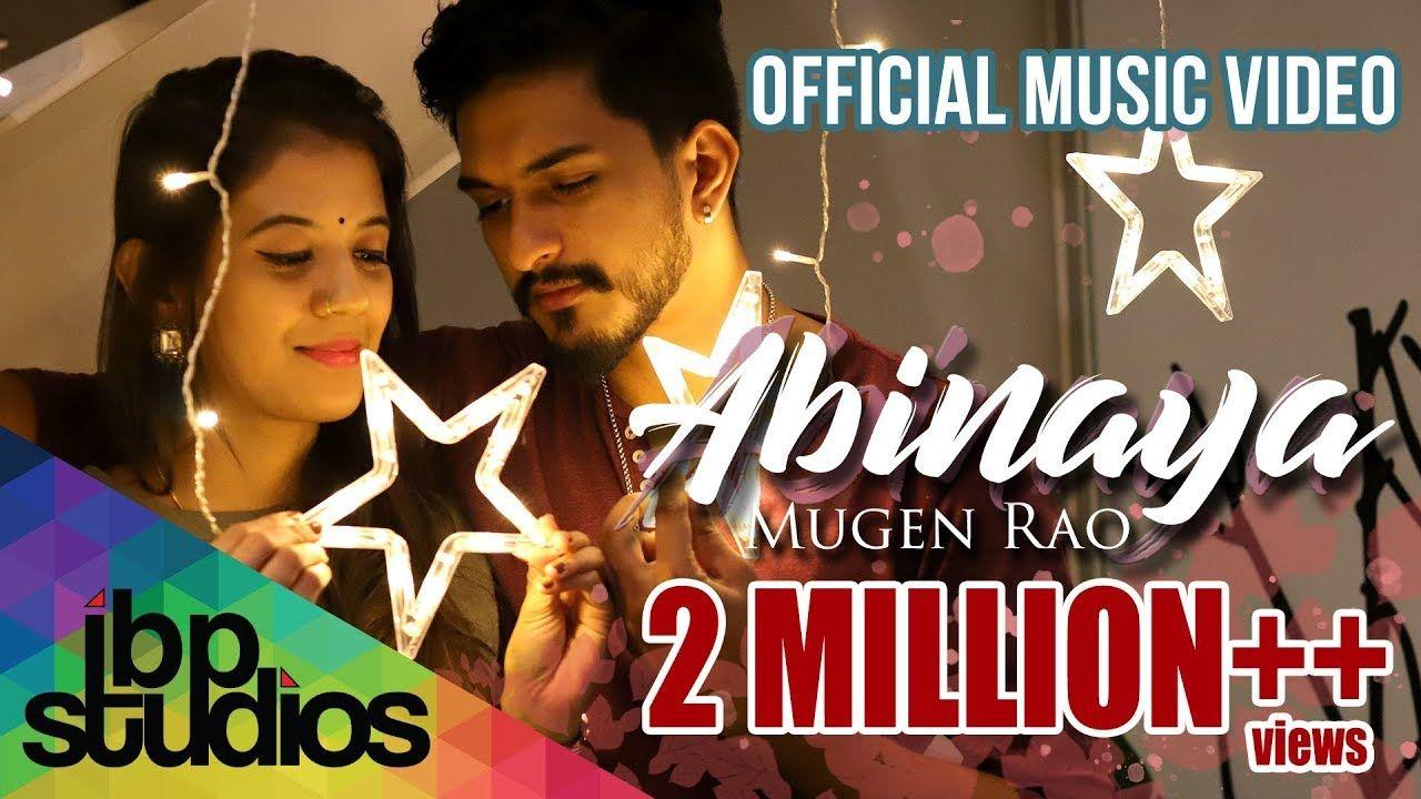 Abinaya Mugen Rao Official Music Video 4k Music Videos Album Songs Tamil Songs Lyrics