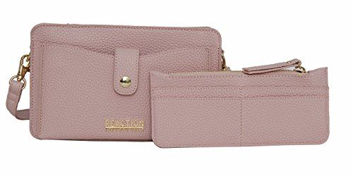 692a034e3 Kenneth Cole Reaction KN1868 Alpine Mini Cross Body Bag BLUSH ** For more  information, visit image link. (This is an affiliate link)