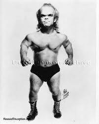 William reid midget canadian wrestler