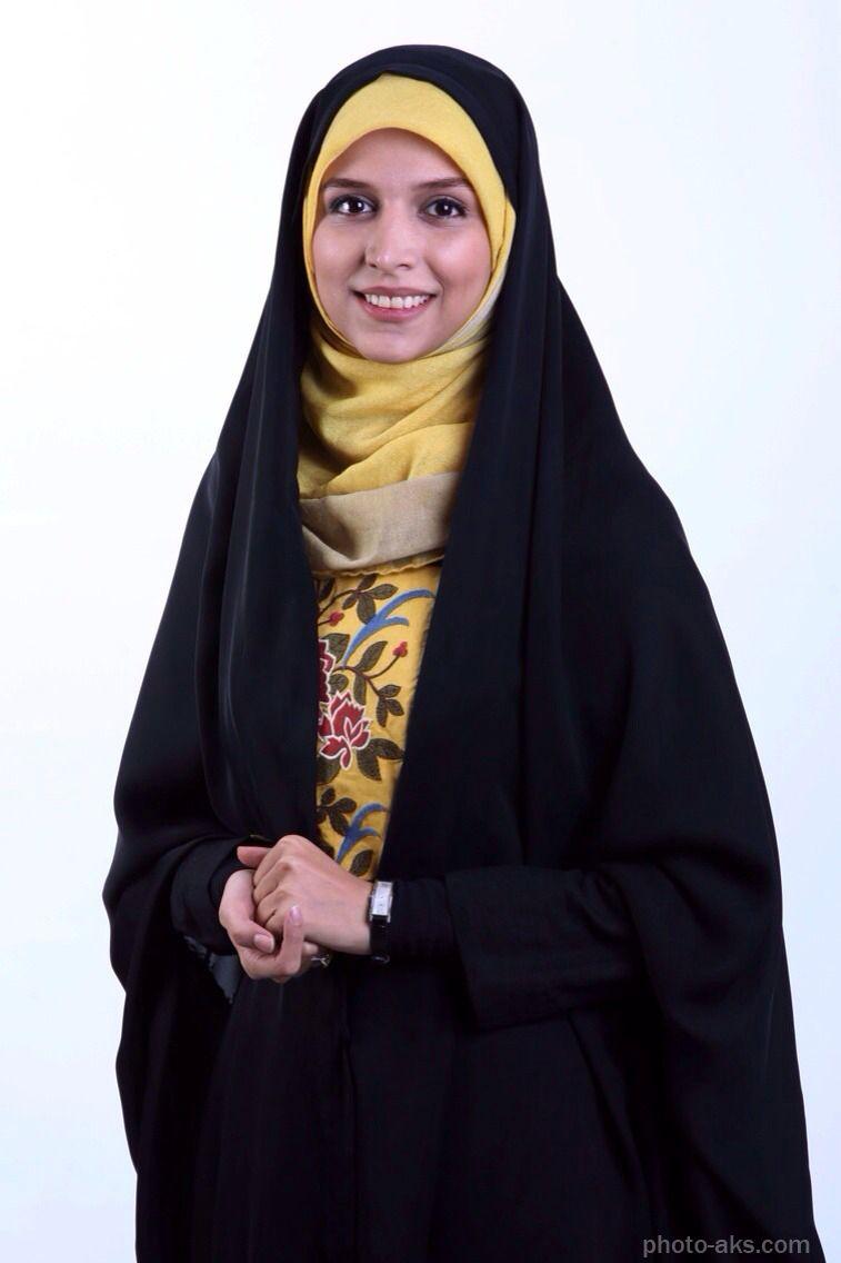 عکس جدید مژده لواسانی مجری Hijab Outfit Arabian Women Muslim Beauty