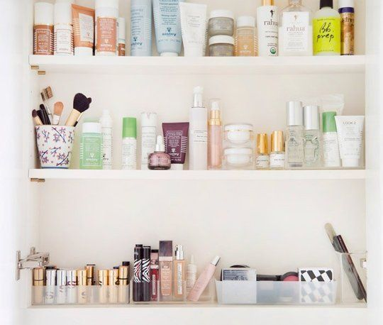 Beautifully Organized: Bathroom Cabinets | Bathroom ...