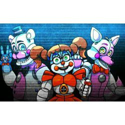Funtime Freddy x reader~Healing pain~OLD* | drowlings and fnaf