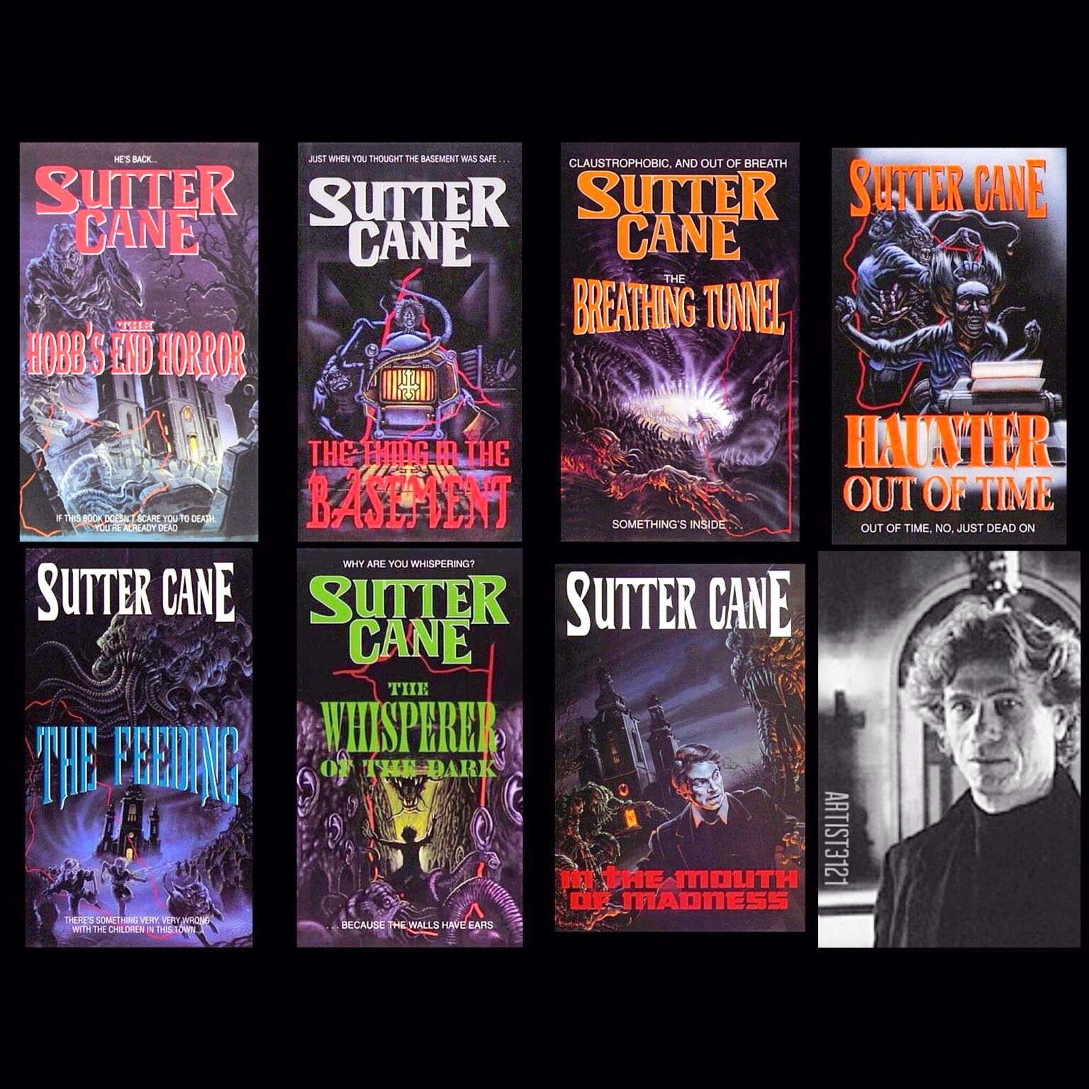 Image result for sutter cane books
