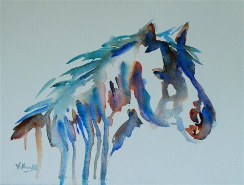"""""""kaleidoscope colors"""" - Original Fine Art for Sale - © Vicki Wood"""