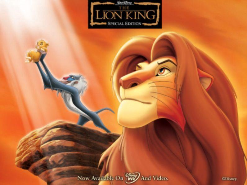 Lion king classic!