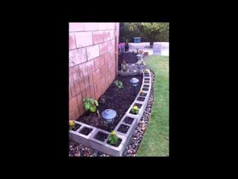 Fant sticas ideas para utilizar bloques de cemento for Bloques de cemento para jardin