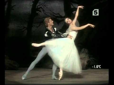Alessandra Ferri and Mikhail Mikhail Baryshnikov - Giselle ...