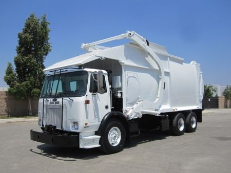 2004 Mack Mcneilus Front Loader For Sale By Prince Motors Garbage Truck Trucks Trucks For Sale