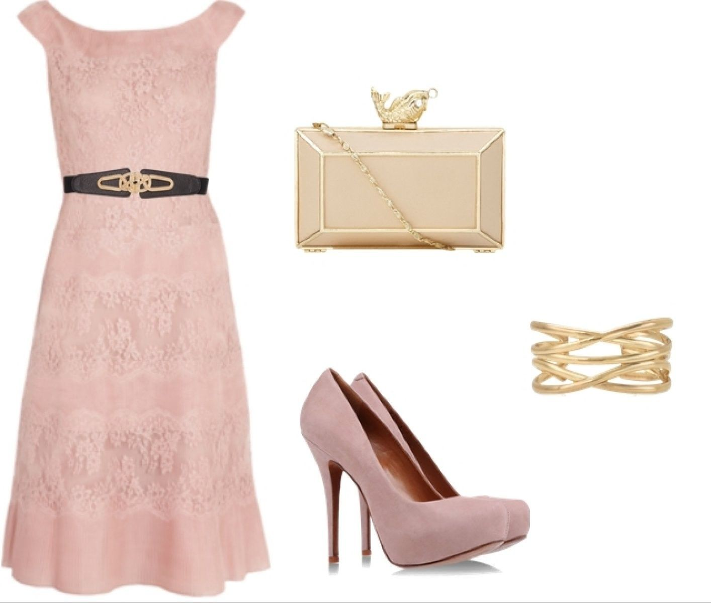 Como Combinar Un Vestido Rosa Te Ensenamos Al Menos 3 Looks Diferentes
