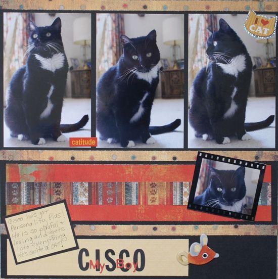 Cisco Bg Max And W Scrapbooking Pinterest Scrapbooks