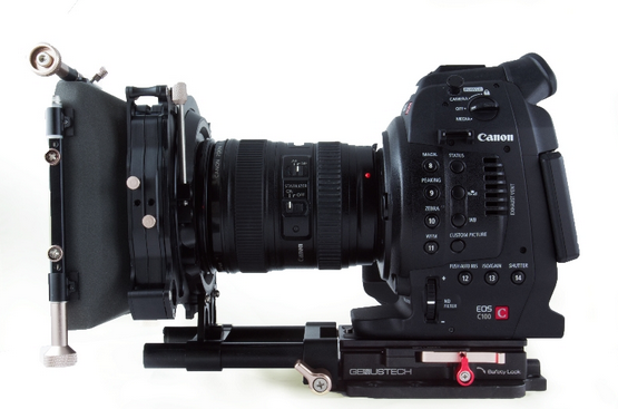 The Gen X Plate from Genustech… It is a Highly Configurable Camera Plate