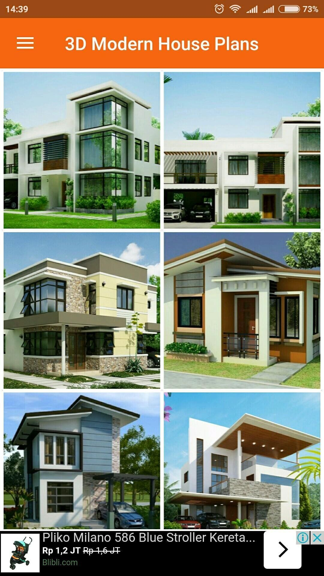 Modern House Plans 3d 3d Modern House Plans For Android Apk Download In 2020 Modern House Plans Architect House Modern House Design