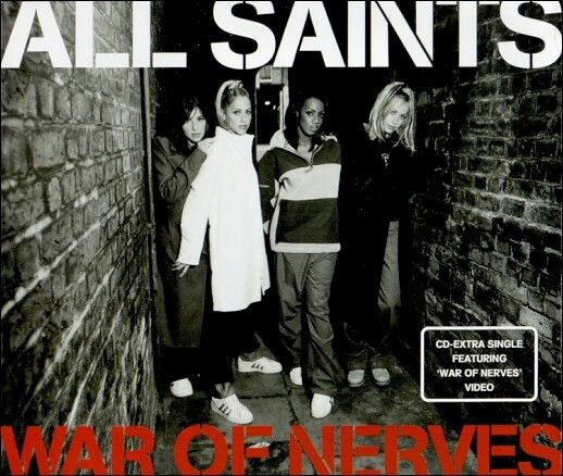 War of nerves album cover