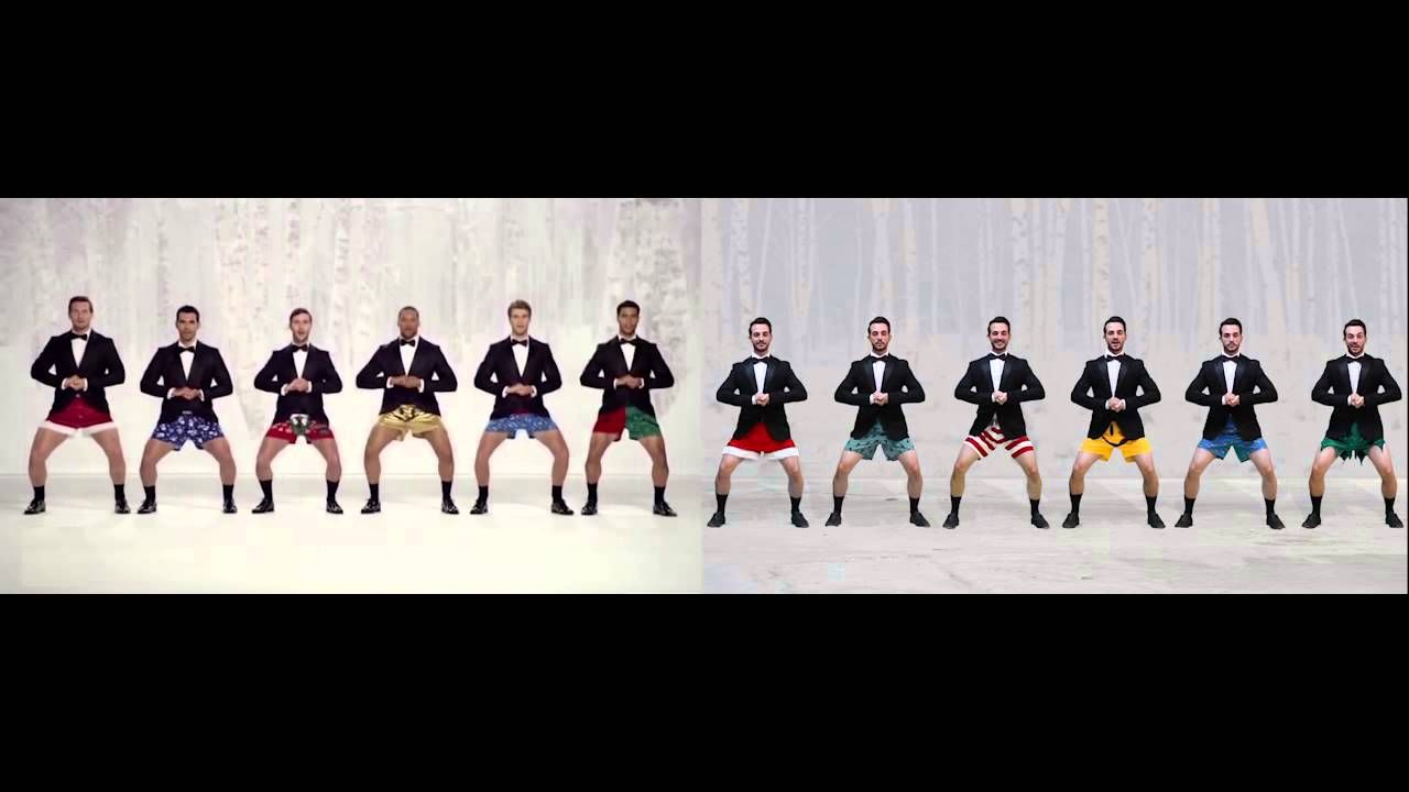 Kmart Joe Boxer Parody Side by Side Show your joe Commercial | haha ...