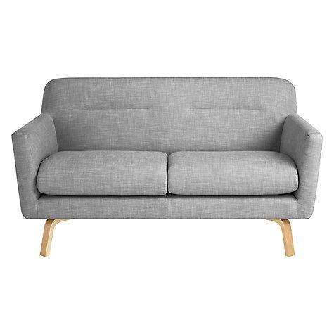 Buy John Lewis Archie Medium 2 Seater Sofa, Light Leg Online At  Johnlewis.com